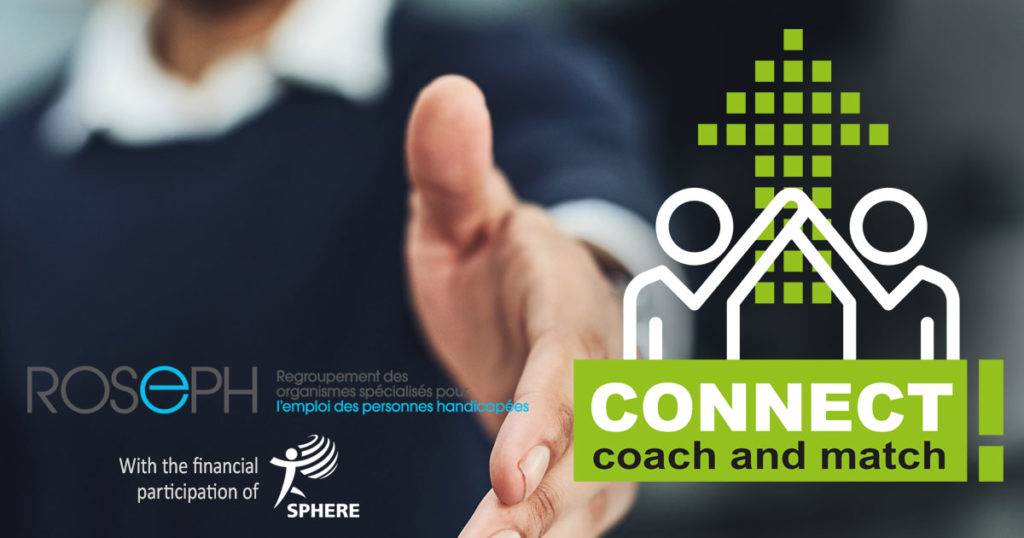 Connect, Coach and Match!
